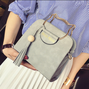 Дамска чанта Vela Grey