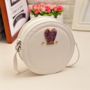 Малка чанта White Bunny