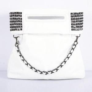 Дамска чанта Dakian White
