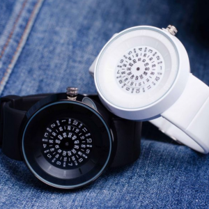 Унисекс часовник Fucda Jelly 238