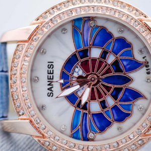 Дамски часовник Saneesi Butterfly