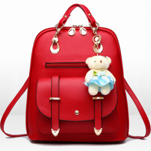 Чанта - раница Ruby Wine Red +мече