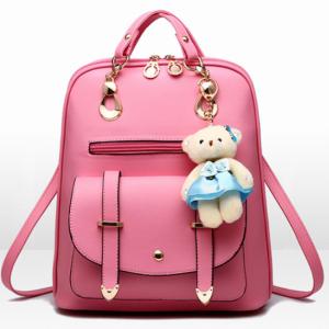 Чанта - раница Ruby Pink +мече
