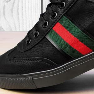 Мъжки обувки Freeland Black