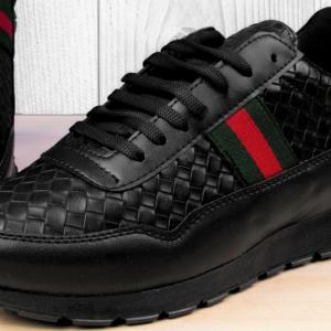 Мъжки обувки FRL High Black