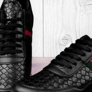Мъжки обувки FRL High Black & White