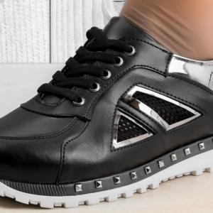 Дишащи обувки VL Black