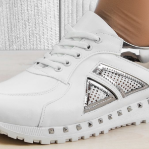 Дишащи обувки VL White