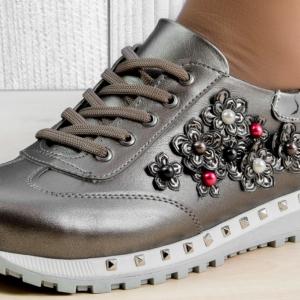 Обувки Valentin Platinum
