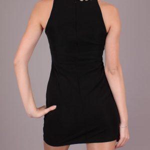 Вечерна рокля в Черно