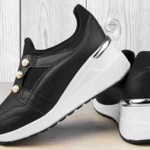 Дамски обувки Eliza Black