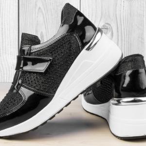 Дамски обувки Disco Black