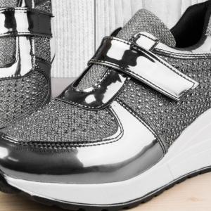 Дамски обувки Disco Platinum