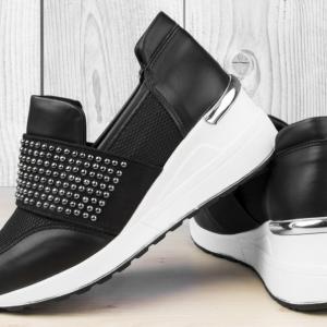 Дамски обувки Lin Black