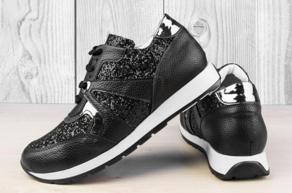 Дамски обувки Black Disco Ball