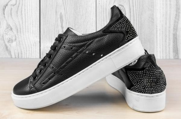 Дамски обувки Cler Black