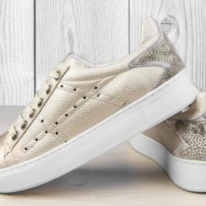 Дамски обувки Cler Gold