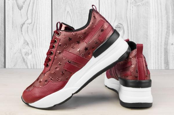 Дамски обувки Stripes & Stars Red