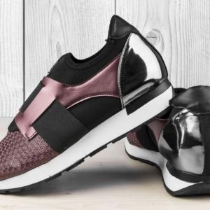Дамски обувки Spiral Bordo