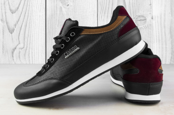 Мъжки обувки CLS Casual Black&Brown