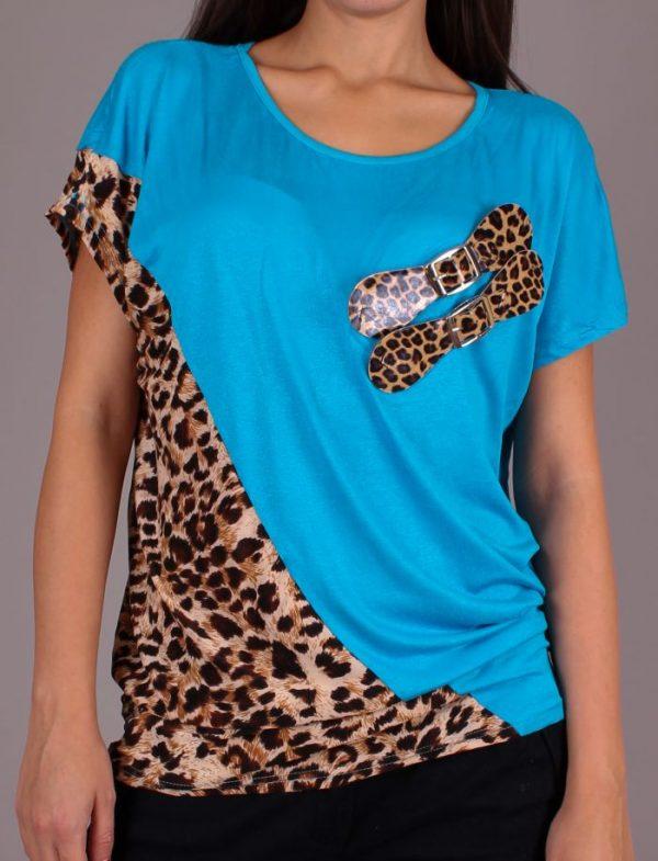 Туника Tiger в Синьо