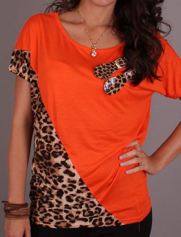 Туника Tiger в Оранжево