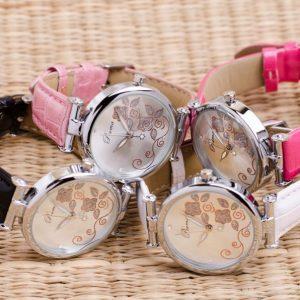 Дамски часовник Prema Flowers