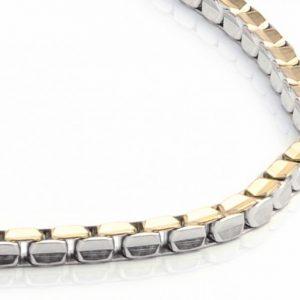 Ланец Rod Silver-Gold