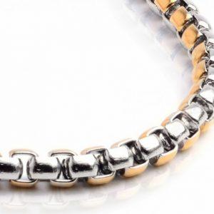 Ланец Hors Silver-Gold