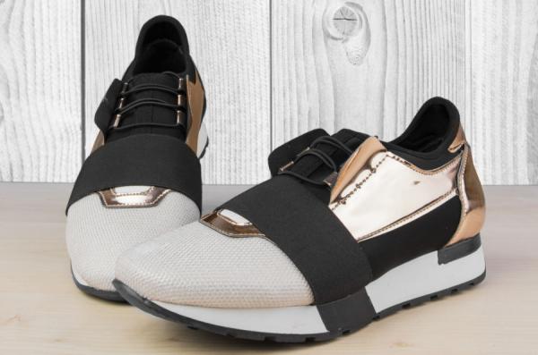 Дамски обувки Milla Silver