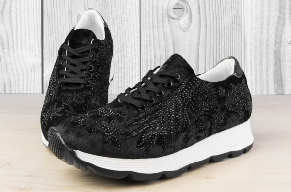 Дамски обувки Black Plush