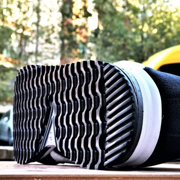 Зимни кецове с топъл хастар Freeland Black & White