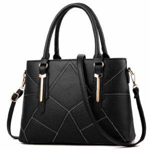 Дамска чанта Figure black