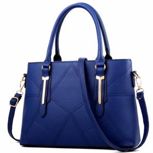 Дамска чанта Figure Blue