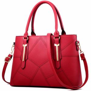 Дамска чанта Figure Wine Red