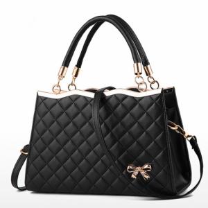 Дамска чанта Eliza Black